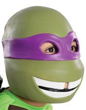Donatello 3/4 Vinyl Mask, Kids Teenage Mutant Ninja Turtles Costume Accessory