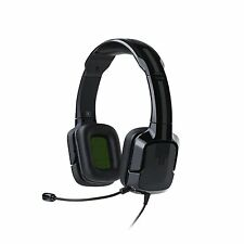 XBOX ONE & WINDOWS PHONE TRITTON KUNAI BLACK STEREO GAMING HEADSET * NEW BOXED