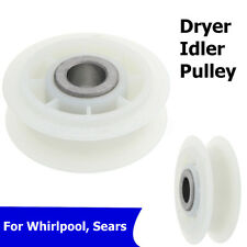 Dryer Idler Pulley Wheel Replaces For Whirlpool Sears AP3094197 PS334244 279640