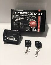 Compustar CS700-A Alarm and Keyless Entry System