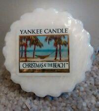 ** Yankee Candle Cera Tarta-en la playa de Navidad **