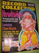 RECORD COLLECTOR N 273 2002 - HAWKWIND LAMBCHOP PET SHOP BOYS GENERATION X