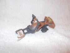 Star wars figure glactic héros speeder bike 4 inch loose 2001