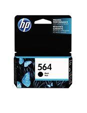 HP GENUINE 564 Black Ink PHOTOSMART D5460 D5468 printers