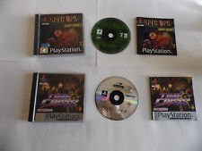 Time Crisis  + specops covert assault  Sony PlayStation PS1 - PAL complet