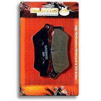 BMW Front Brake Pads C1 125 (99-03) 200 (01-03) G650GS (09-16) F650 (93-12) HP2>
