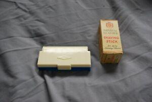 VINTAGE GILLETTE NO 25  TECH SAFETY RAZOR STRIKING DECO BOX PERFECT CONDITION