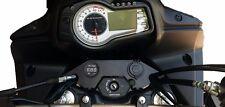Handlebar base auxiliary shelf 12V socket voltmeter Suzuki vstrom DL650 2012+