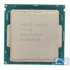 Intel Core i7-6700 3.4GHz 8MB 8GT/s SR2L2 LGA1151 Fair Grade CPU Processor