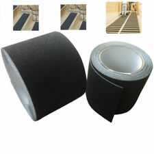 Anti Slip Tape Black Non Slip High Grip Adhesive Safety Flooring Sticky Backed