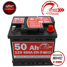 BATTERIA AUTO SPEED L1 50 Ah 450A = FIAMM 50 - 54 Ah DX +