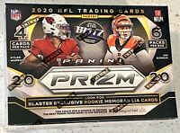 2020 Panini Prizm Football Factory Sealed 6 Pack Blaster Box In Hand