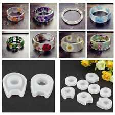 DIY Clear Silicone Mold Making Jewelry Pendant Resin Casting Mould Craft Tool BT