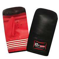 Junior Boxing Gloves Mitts Bag Gloves Sparring Punch Bag Pads Kids Gloves