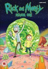 Rick and Morty Season 1 DVD B11501b