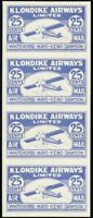CL45, VF HR/NH Booklet Pane of 4 Semi-Official Stamps CV $320.00 - Stuart Katz
