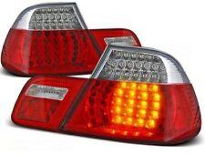 BMW E46 325Ci 330Ci COUPE 1999 2000 2001 2002 2003 LDBM08 TAIL REAR LIGHTS LED