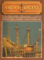 Yacht Digest 56 Zac - Una vela d'epoca di Abbate 1993 DeAgostini