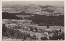 Ancient Ak, Waltersdorf View in the Valley Panorama Thuringia?