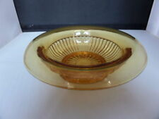 Bowl Brown Bagley, Sowerby & Davidson Art Glass