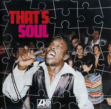 THAT'S SOUL 1 / CD