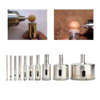 Professional Opener Diamond Core Hole Saw Drill Bit Kit For Marble Stone Granite