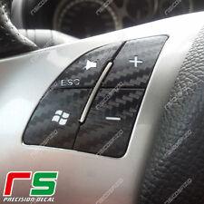 ADESIVI comandi al volante alfa mito giulietta punto bravo 500 sticker carbon