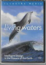 Illustra Media, LIVING WATERS, Intelligent Design in the Oceans of the Earth DVD