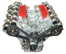 Reman 3.5 Isuzu 98-02 DOHC Trooper Long Block Engine