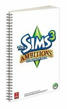 The Sims 3 Ambitions Expansion Pack - Prima Essential Guide: Prima Official Game
