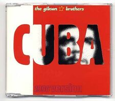 Gibson Brothers Maxi-CD Cuba 1996 versione-German 3-Track CD