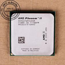 AMD Phenom II x4 960t - 3 GHz (HD 96 ztwfk 4dgr) zócalo am3 CPU procesador 2000 MHz