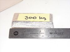 300g .300Kg .66 Lbs High Purity 99.995% Pure Indium In Metal Bar Ingot Melt