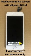 Genuine Quality Replacement Lcd & Touch Screen For Original Apple iPhone 6 White