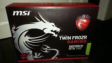 GTX 780 Twin Frozr GAMING + BIOS Mod, schnell wie 780 Ti 980 1060 RX 570