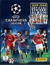 10 Sticker CHAMPIONS League 2009/2010 09/10, ad scegliere a