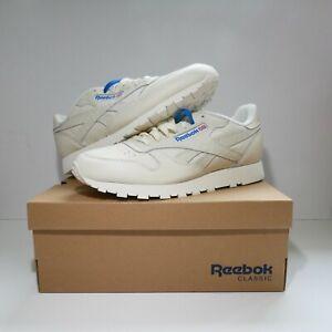 Reebok Classic Leather x Awake NY White Snakeskin 2021 - Size 10.5 - New