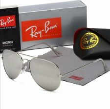 Ray-Ban Aviator Occhiali completi di custodia - Sunglasses complete with case