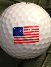 American Flag National Open Country Club Course Links Logo Titleist Golf Ball