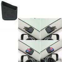 2 pcs Car Interior Phone Card Organizer Storage Bag Box Holder Accessories