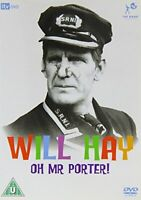 Will Hay - Oh Mr Porter! [DVD][Region 2]