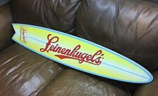 Leinenkugel Summer Shandy Fishtail Surfboard