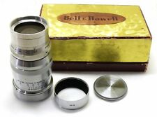 Bell & Howell Foton 4 Zoll 100mm T2.5 Cooke Deep Field Panchro Focusing Mount Objektiv