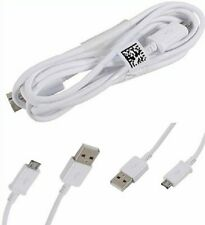 50X OEM 5FT. SAMSUNG GALAXY S6 S7 EDGE NOTE 4 5 ADAPTIVE FAST USB CHARGER CABLE