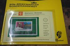 00650/ PAPST **MNH BLOCK JEMEN In Verkaufsverpackung