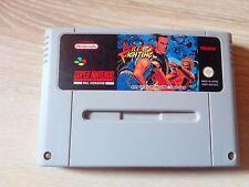Super Nintendo (SNES) Spiel Art of Fighting PAL