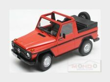 Mercedes Benz G-Class W460 Cabriolet 1979 Red CULT SCALE MODELS 1:18 CML025-1