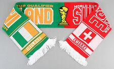 Fanschal Schal IRELAND / SUISSE world cup qualifier (2.10 c131464)