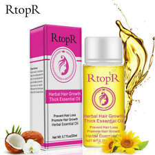 Herbal Hair Growth Product Oil Serum Loss Grow Fast Treatment For Men Women New