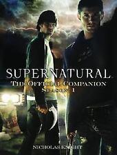 Supernatural: The Official Companion Season 1, Nicholas Knight, Acceptable Book